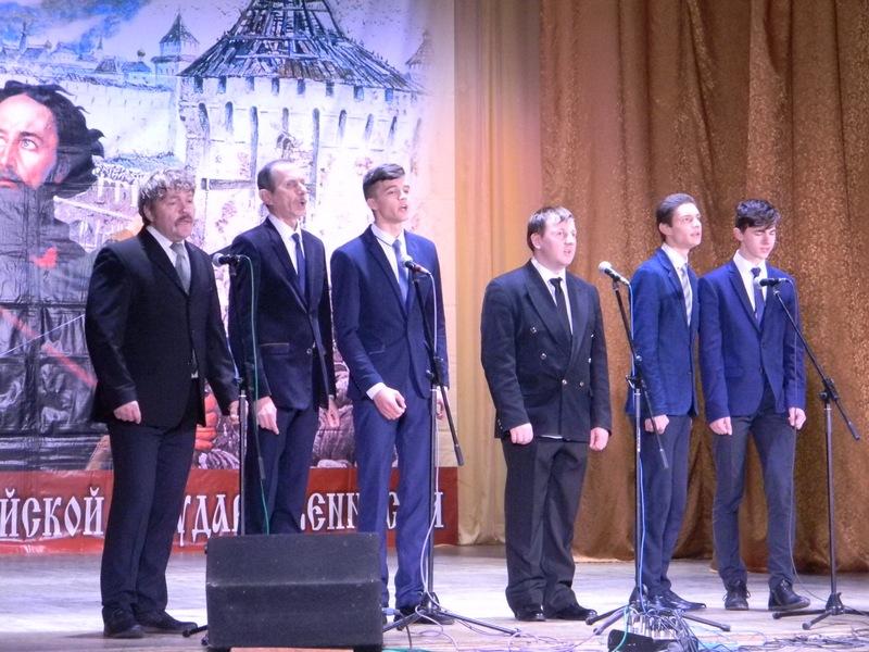 Вокальный ансамбль ЛИЦЫ Центральный дворец культуры г.Фурманов Лауреаты 1 степени