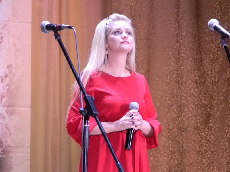 Елена Зенова г.Кохма Лауреат 2 степени
